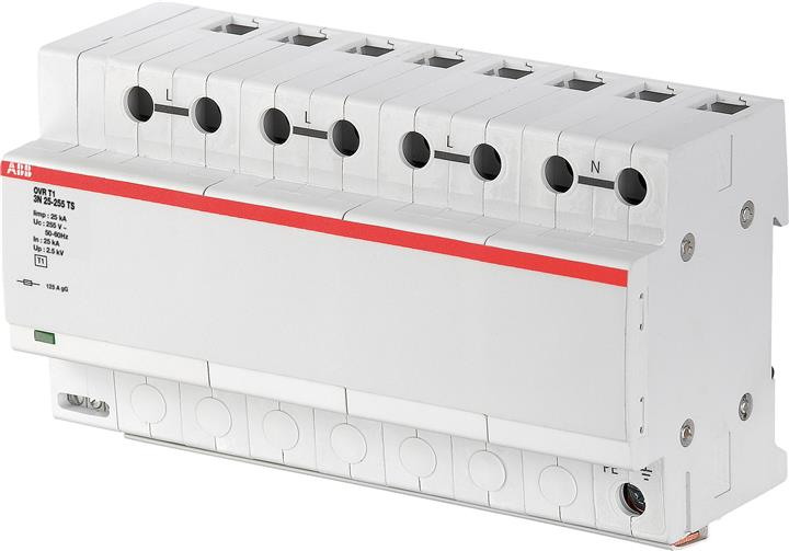 presentation abb ovr t1 3n 25 255 ts abb surge protector wiring diagram at mr168.co