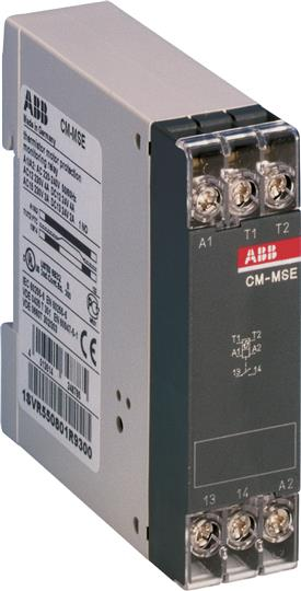 Abb cm mse for Abb motor protection relay catalogue
