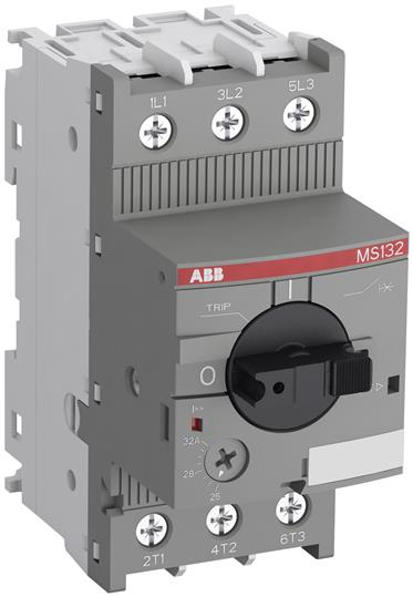 presentation abb ms132 32 abb motor starter wiring diagram at gsmportal.co
