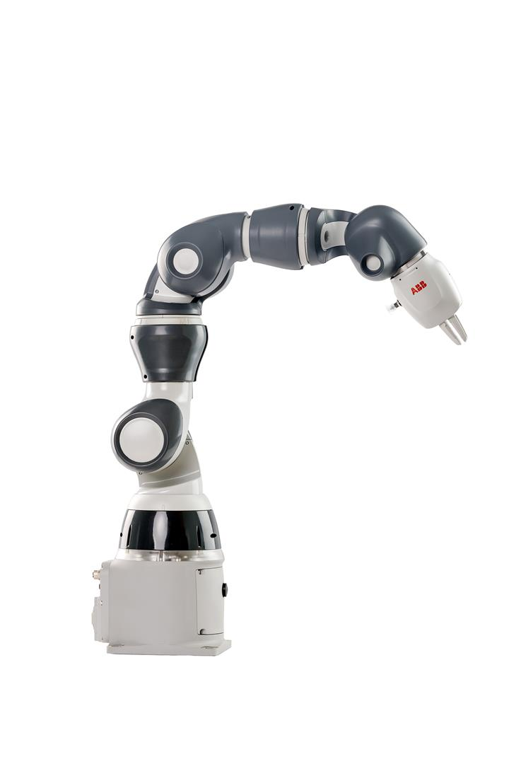 Single-arm YuMi Collaborative Robot - Industrial Robots From ABB