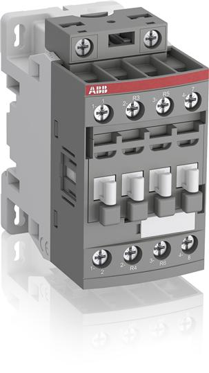 abb af09 22 00 13 rh new abb com 3 Pole Contactor Wiring Diagram Lighting Contactor Wiring Diagram