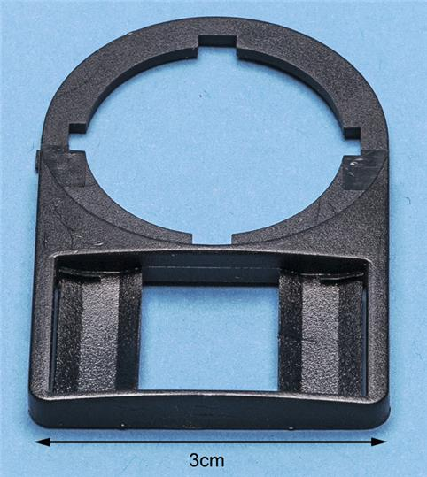 KA1-8120 ABB LEGEND PLATE HOLDER FOR 22MM PUSHBUTTON